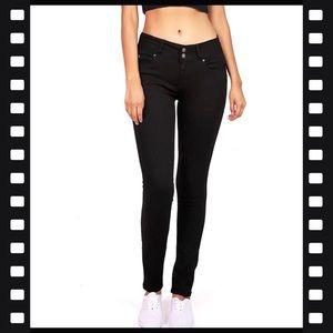 Wax Jeans Los Angeles Mid Rise Skinny